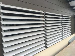 Aluminium Shutters Outdoor
