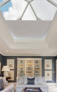 Skylight Constant Fabric Tensioned